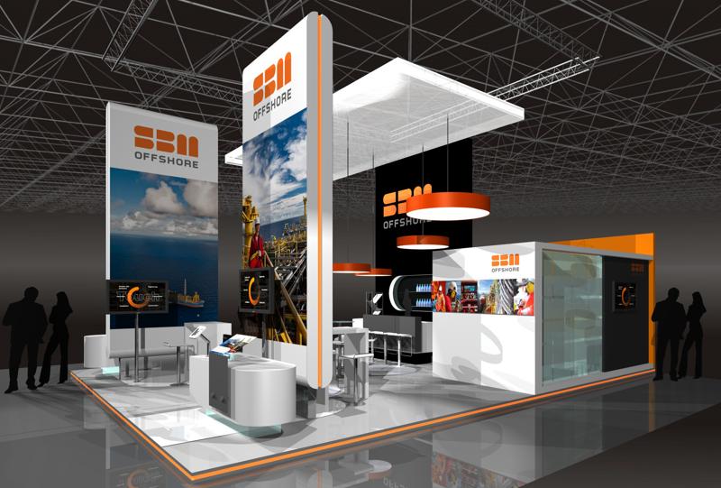 Gix SBM exhibition design standdesign