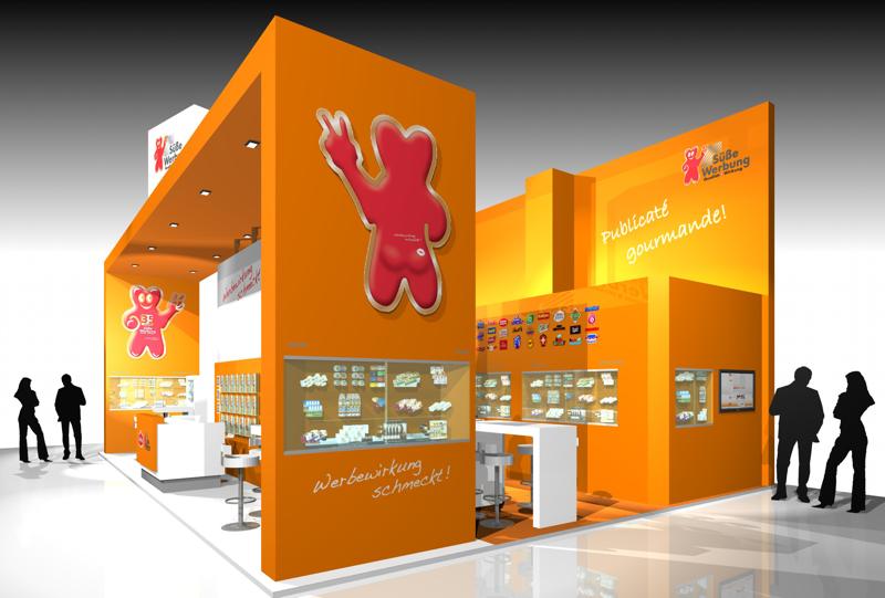 Gix KSW exhibition design standdesign messebau