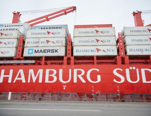 Hamburg Süd – Vessel christening