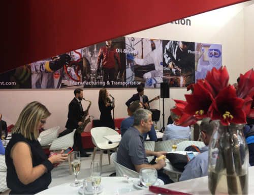 Dupont – Stand party